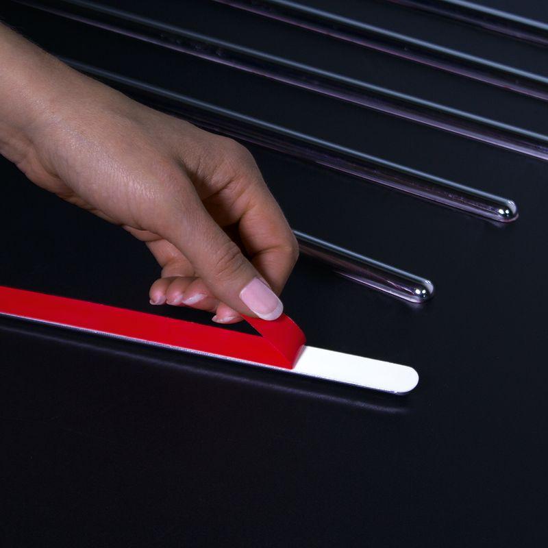 baguettes de protection plan de travail x6 cuisissimo. Black Bedroom Furniture Sets. Home Design Ideas