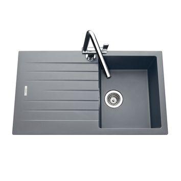 vier granit 1 bac large gamme d 39 viers en granit 1 bac pour la cuisine. Black Bedroom Furniture Sets. Home Design Ideas