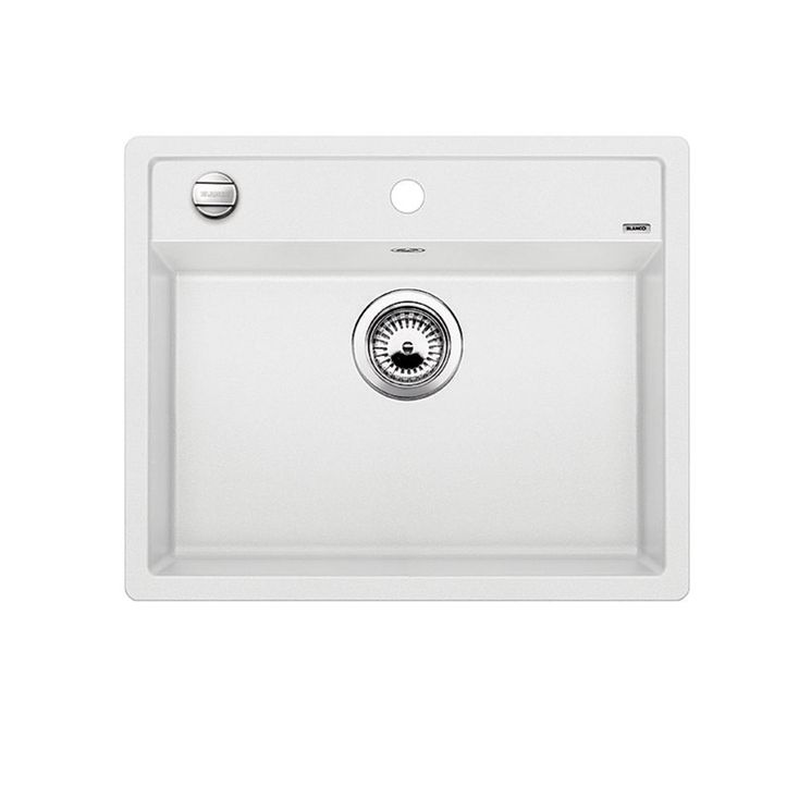 Evier granit blanc BLANCO DALAGO 6 1 bac