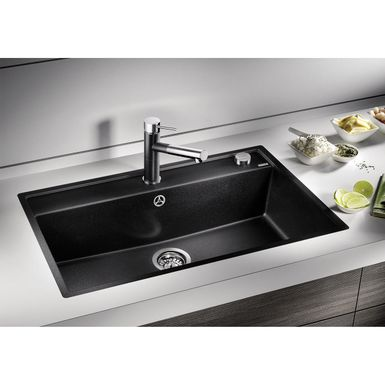 Blanco Evier Cuisine Dalago 8 Granit Cafe 1 Bac 516638 Cuisissimo