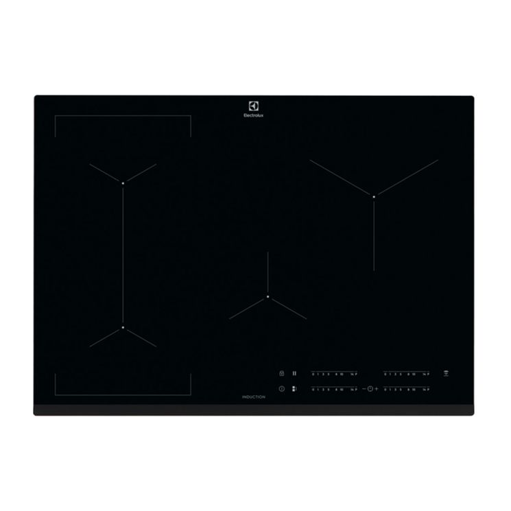 Plaque induction noir Electrolux EIV734