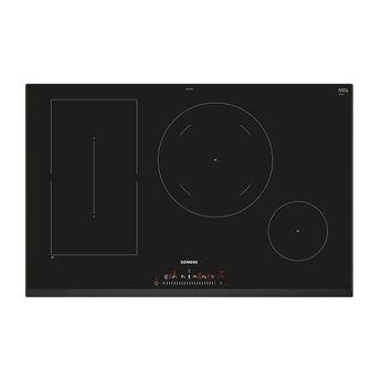Plaque induction noir Siemens iQ500 ED851FSB5E